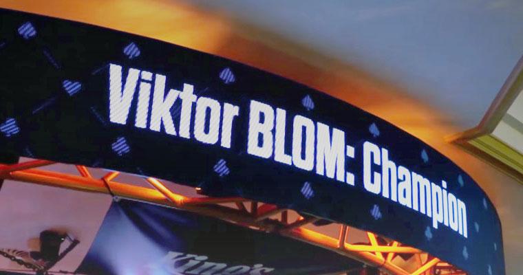 Viktor Blom Earnings and Net Worth