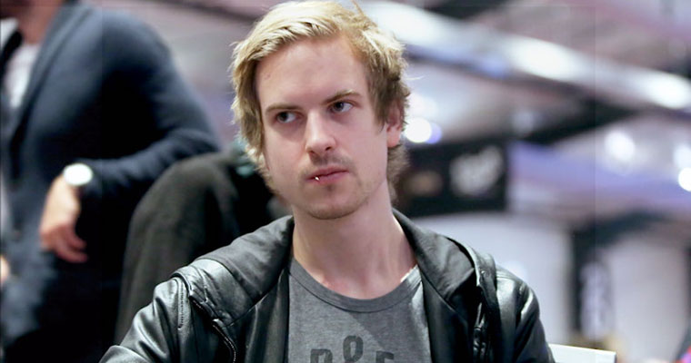 Viktor Blom vs Phil Ivey