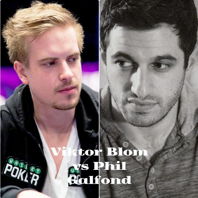 Viktor Blom vs Phil Galfond