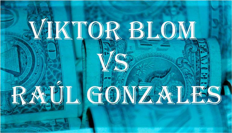 Viktor Blom vs Raúl Gonzales
